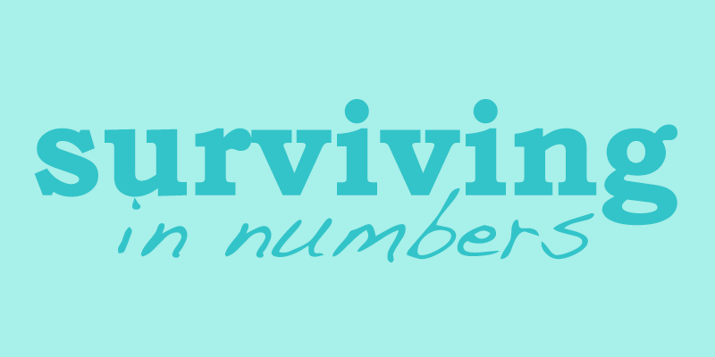 Surviving in Numbers